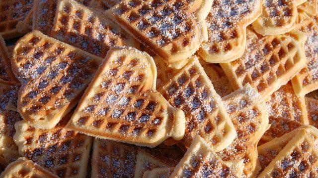 Rezept: Gesunde Frühstückswaffeln